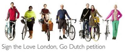 Love London, Go Dutch - sign the petition