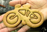 Gingerbread Bicycle
