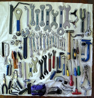Wheelers tools